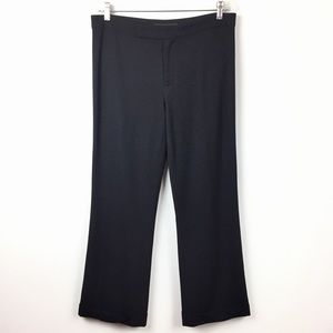 Ralph Lauren Black Label Wide Leg Trousers